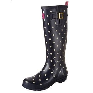 Joules Rain Boots - Size 10